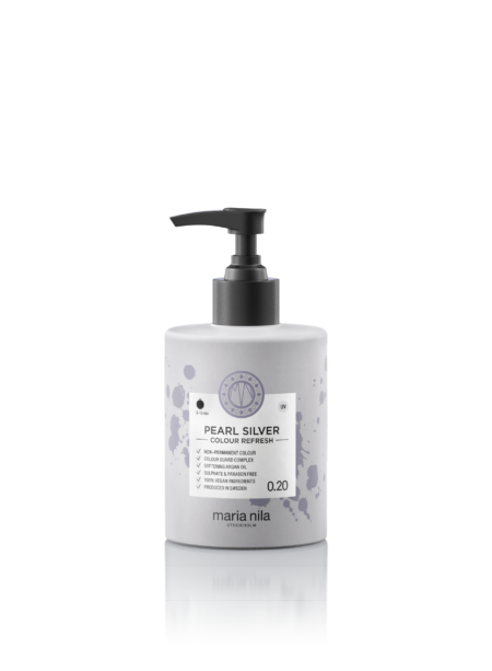 Maria Nila Colour Refresh Pearl Silver 300 ml | Hair & Style - Onlineshop