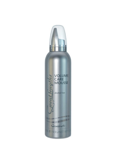 Great Lengths Volume Care Mousse 200 ml | Hair & Style - Onlineshop