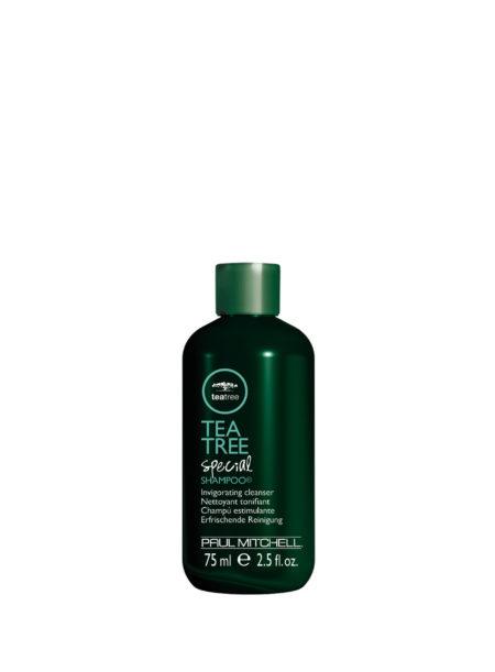 Paul Mitchell Tea Tree Special Shampoo 75 ml   Hair & Style - Onlineshop