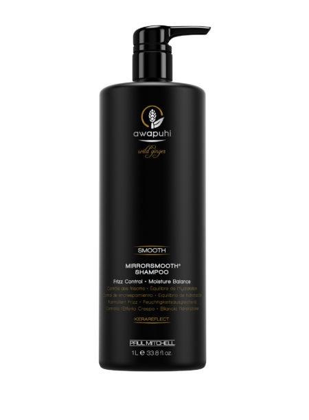 Paul Mitchell Awapuhi Wild Ginger Mirrorsmooth Shampoo 1000 ml   Hair & Style - Onlineshop