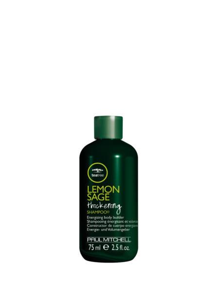 Paul Mitchell Lemon Sage Thickening Shampoo 75 ml   Hair & Style - Onlineshop