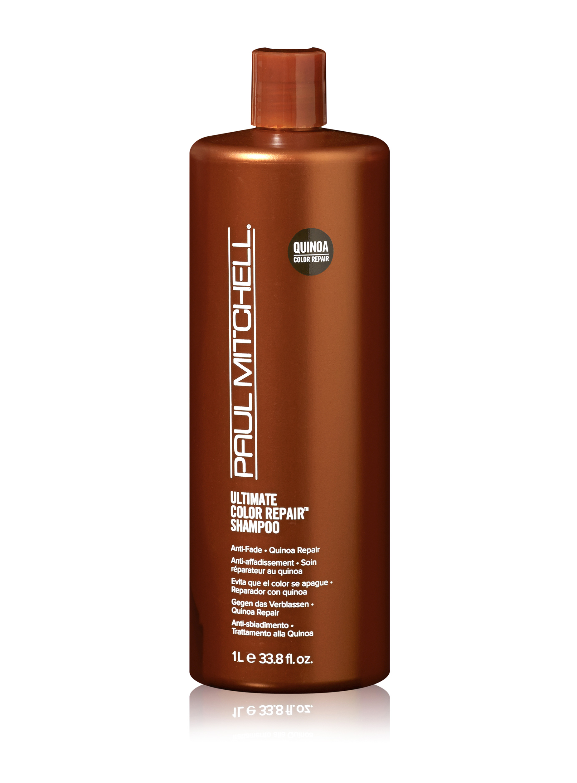 Ultimate Color Repair Shampoo 1000 ml | Hair & Style - Onlineshop