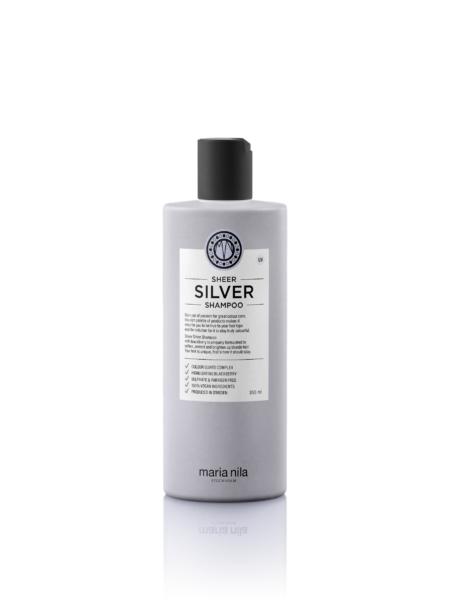 Maria Nila Sheer Silver Shampoo 350 ml | Hair & Style - Onlineshop