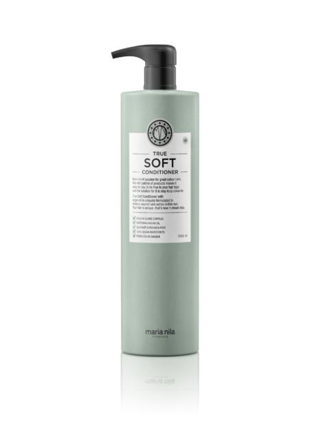 Maria Nila True Soft Conditioner 1000 ml | Hair & Style - Onlineshop