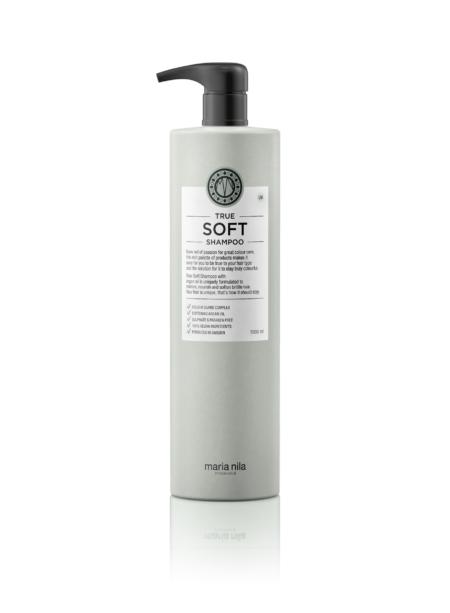 Maria Nila True Soft Shampoo 1000 ml | Hair & Style - Onlineshop
