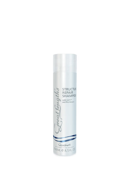 Great Lengths Shampoo Structure Repair 250 ml | Hair & Style - Onlineshop