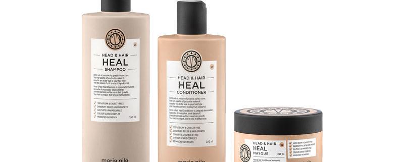 Maria Nila Head & Hair Heal Serie | Hair & Style - Onlineshop