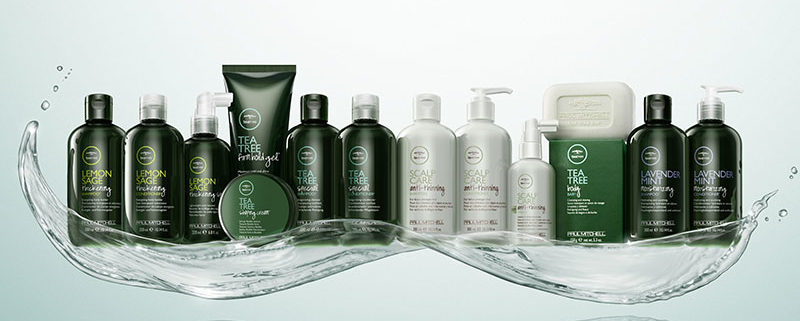 Paul Mitchell TEA TREE SERIE   Hair & Style - Onlineshop