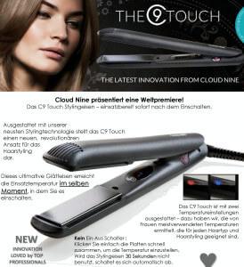 CLOUD NINE® THE TOUCH | Hair & Style - Altbach