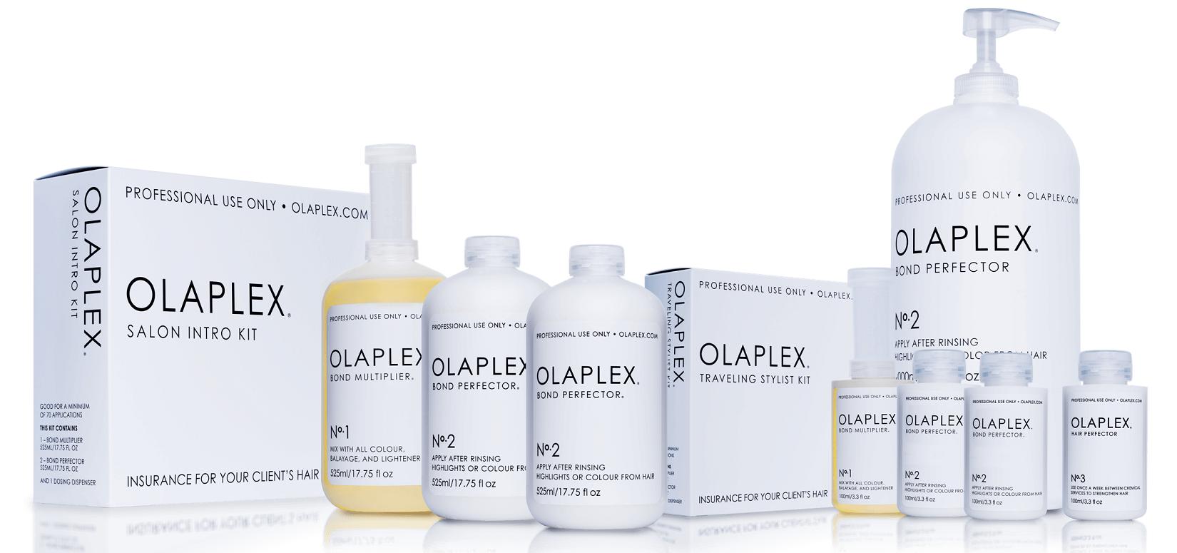 Offizieller Olaplex Salon Stuttgart, Esslingen, Göppingen, Nürtingen und Kirchheim Teck | Hair & Style - Altbach