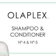 Olaplex Bond Maintenance No. 4 Shampoo und No. 5 Conditioner