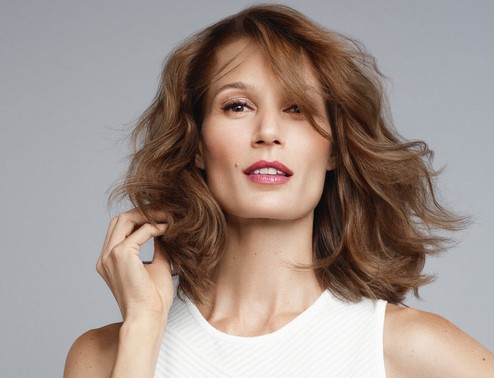 Braune Haartönung Goldwell Colorance bei Hair&Style Altbach