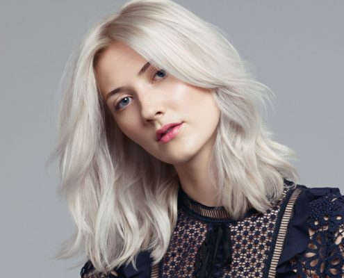 Blonde Haartönung Goldwell Colorance bei Hair&Style Altbach